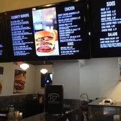 Photo taken at Burger Zone by Tim J. on 11/25/2012