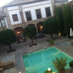 Photo taken at Puerta De La Luna Hotel Baeza by Patricia U. on 9/20/2013