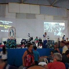 Photo taken at Igreja Nossa Senhora das Graças (Casa do Garoto) by Edinho F. on 11/30/2014