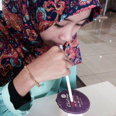 Photo taken at Chatime by Faiz N. on 1/13/2015