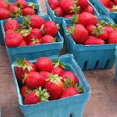 Photo taken at West Seattle Farmers Market by Eileen L. on 6/9/2013