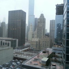 Photo taken at Embassy Suites Chicago Downtown Magnificent Mile by Nick D. on 2/19/2013