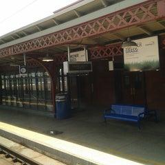 Photo taken at Amtrak/SEPTA: Wilmington Station by Wolpertinger on 6/17/2013