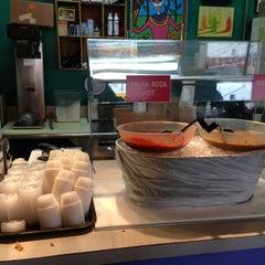 Photo taken at Baja Burrito by Tim M. on 3/1/2013