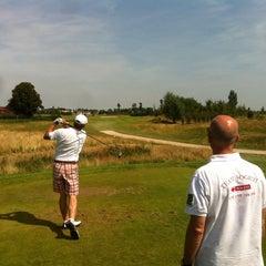 Photo taken at Golf en Countryclub Liemeer by Farid B. on 7/18/2014