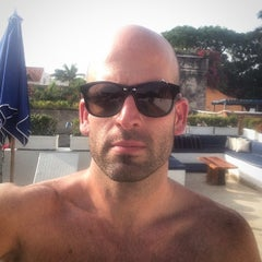 Photo taken at Hotel Decameron Cartagena by Mike C. on 6/27/2014