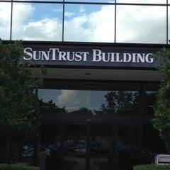 Photo taken at SunTrust by Emilio F. on 11/27/2012