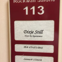 Photo taken at Rockwall Salons by Monty W. on 10/4/2014