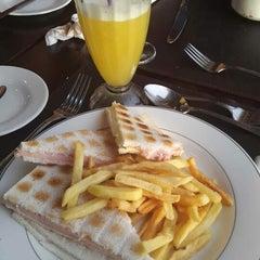 Photo taken at Maitei Posadas Hotel & Resort by Maria Paz A. on 1/9/2015
