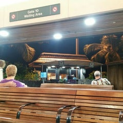 Photo taken at Gate 10 by Chad S. on 12/28/2015