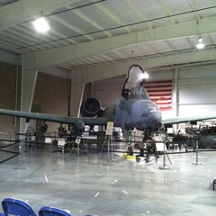 Photo taken at Hill Aerospace Museum by Jason M. on 3/11/2014