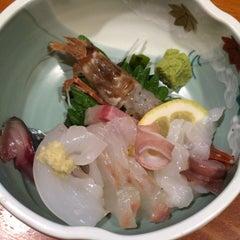 Photo taken at 鳥取の地酒と魚 てんまり by R. O. on 3/20/2015