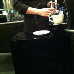 Photo taken at Café de JURA by ST K. on 10/14/2012