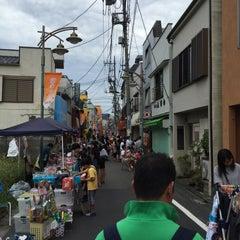 Photo taken at 経堂すずらん商店街 by chee k. on 9/13/2015