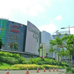 Photo taken at Gandaria City by ILham R. on 2/13/2013