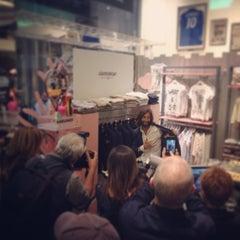 Photo taken at Gazzetta Store by Mattia G. on 4/18/2013