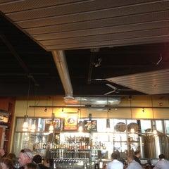 Photo taken at Destihl Restaurant & Brew Works by Gabriel C. on 5/11/2013