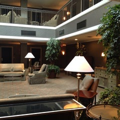 Photo taken at The Franklin Hotel by Richard B. on 6/15/2014