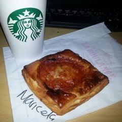 Photo taken at Starbucks by Mari C. on 3/19/2014