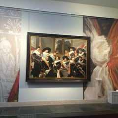 Photo taken at Frans Hals Museum by Jackie M. on 11/20/2015