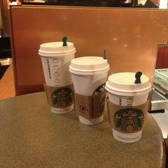 Photo taken at Starbucks by Valerie P. on 2/11/2013
