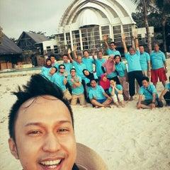 Photo taken at Umang Island Resort by Andi M. on 6/6/2015