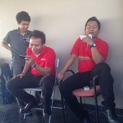 Photo taken at GraPARI Telkomsel by Ian Juanda M. on 2/24/2014