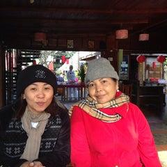 Photo taken at Baan Pai Village by 🐯Aunny.🚙💨 on 2/1/2014