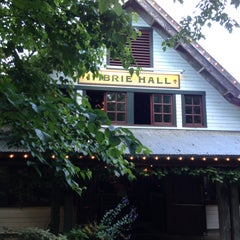 Photo taken at Cornelius Pass Roadhouse & Imbrie Hall by Cara E. on 6/1/2013