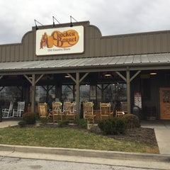 Photo taken at Cracker Barrel Old Country Store by ザック on 3/12/2016