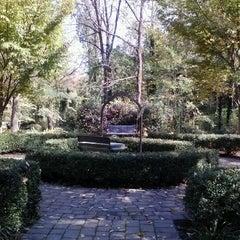 Photo taken at Greensboro Bicentennial Gardens by Jared M. on 11/3/2012