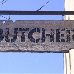 Photo taken at Cochon Butcher by Sonia L. on 3/13/2013