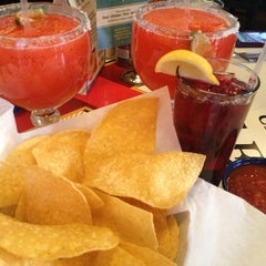 Photo taken at On The Border Mexican Grill & Cantina by Erika K. on 3/22/2013