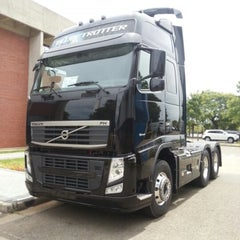 Photo taken at Volvo do Brasil by Fabio S. on 11/23/2012