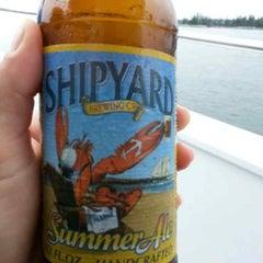 Photo taken at Cap'n Fishs Cruises (AKA Maine Whales) by Rachel M. on 7/9/2013