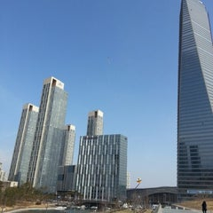 Photo taken at Sheraton Incheon Hotel by Daisy J. on 3/2/2013