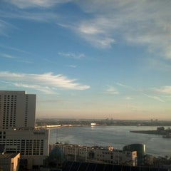 Photo taken at Loews New Orleans Hotel by Alisha O. on 1/19/2013
