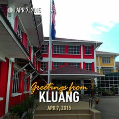 Photo taken at PPD Kluang by Mkn A. on 4/7/2015