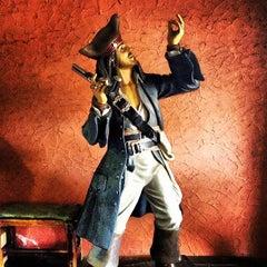 Photo taken at Taverna dos Piratas by Pedro C. on 11/23/2012