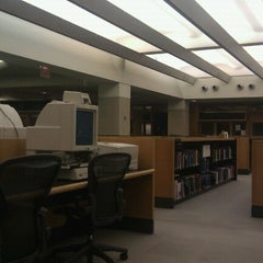 Photo taken at New York Public Library - Science, Industry and Business Library (SIBL) by A Dia H. on 10/17/2012