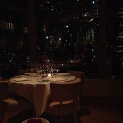 Photo taken at Asiate at Mandarin Oriental, New York by Ekaterina D. on 11/20/2012