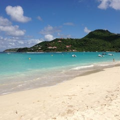 Photo taken at La Plage by Robyn on 11/6/2012