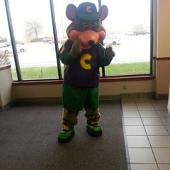 Photo taken at Chuck E. Cheese's by Charles W. on 12/3/2012