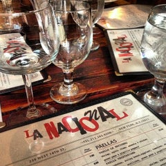 Photo taken at La Nacional by Rolando R. on 2/16/2013
