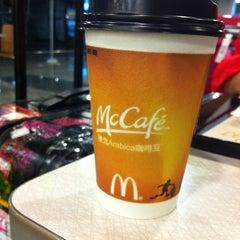 Photo taken at McDonald's 麦当劳 by didi on 5/14/2015
