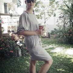 Photo taken at On the way coffee&bar. by Korya L. on 5/14/2014