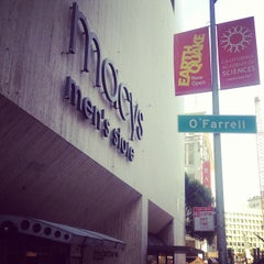 Photo taken at Macy's Mens Store by River M. on 7/2/2013