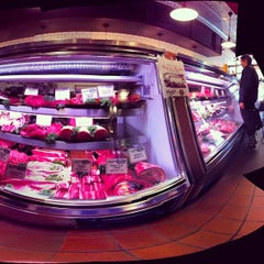 Photo taken at Fleishers Craft Butchery by Armistead B. on 4/13/2013
