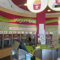 Photo taken at Menchies by Katie L. on 5/1/2013