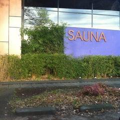 Photo taken at Sauna Prinsejagt by Judith R. on 12/29/2012